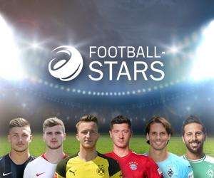 Football-Stars - Spielen Sie tägliche Challenges!