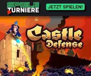 Castle Defense - Knacken Sie den Highscore!