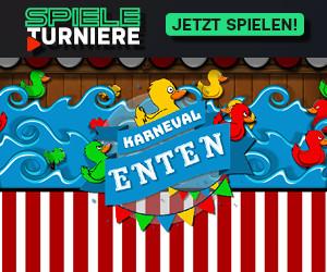 Karneval Enten - die virtuelle Schießbude!