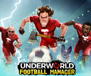 Underworld Footballmanager - Sabotieren Sie andere Teams!