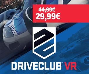 Driveclub VR (VR only)