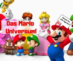 Die Mario Figuren