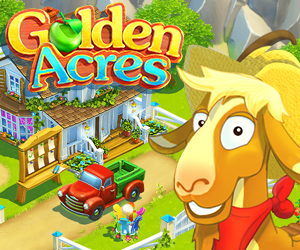 Golden Acres - die neue Farm Simulation