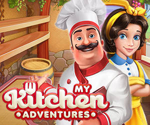 My Kitchen Adventures - das Kochspiel!