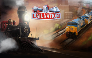 Rail Nation - Your railway company!