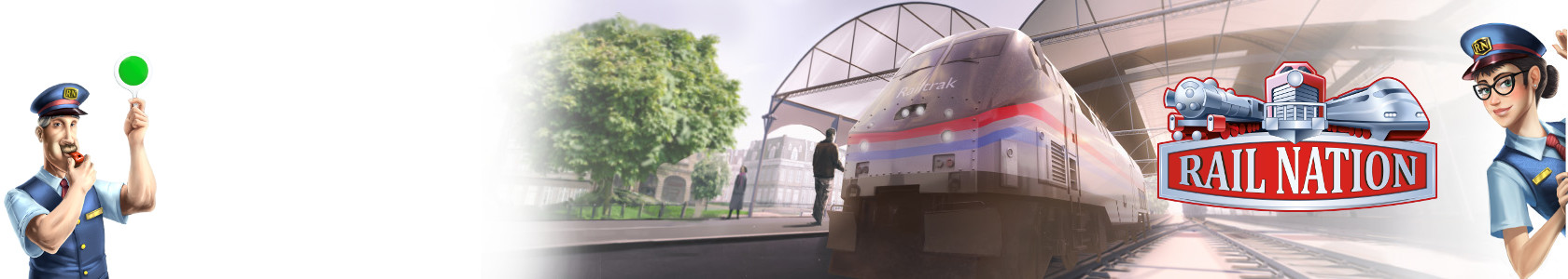 Rail Nation - Bahn fahren leicht gemacht