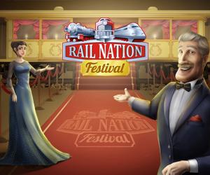 Rail Nation feiert Geburtstag!
