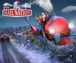 Rail Nation Winter Jetzt Spielen