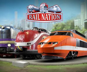 2. Rail Nation