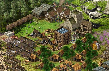 Stronghold Kingdoms - erbauen Sie Ihre Burg!