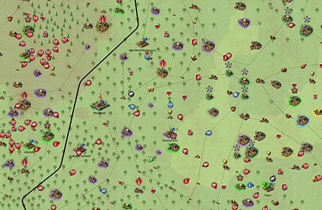 Stronghold Kingdoms - vergrößern Sie Ihr Imperium!
