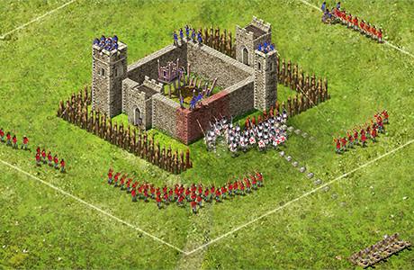 Stronghold Kingdoms - Verteidigen Sie Ihre Burg!