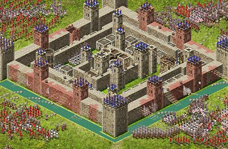 Stronghold Kingdoms - Bauen Sie mächtige Wehr-Anlagen!