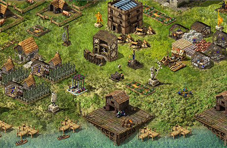 Stronghold Kingdoms - Stellen Sie Ressourcen her!