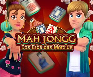 Mahjongg Morxius - jetzt kostenlos spielen!