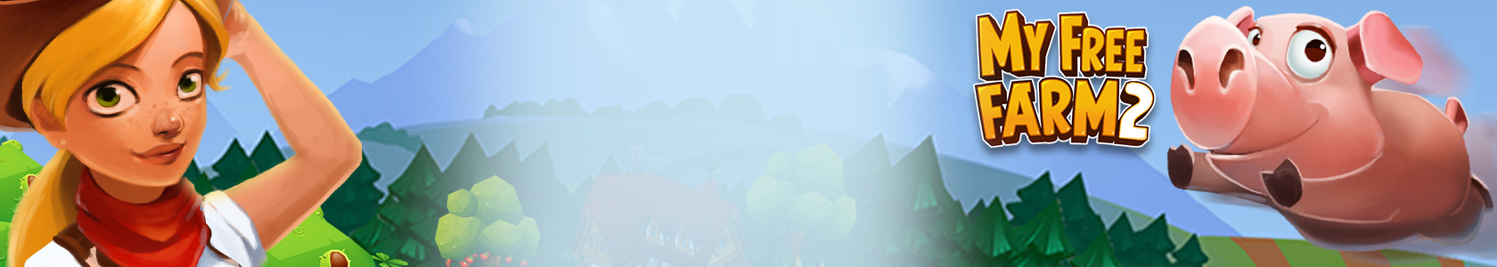 The farming game: My Free Farm 2