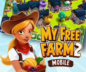[iOS] My Free Farm 2