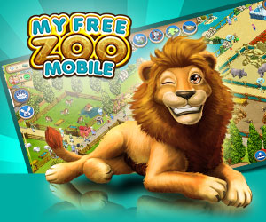 [iOS] My Free Zoo