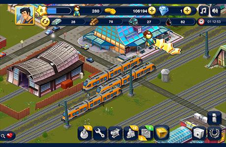 Rail World - Erweitern Sie Ihr Schienennetz!