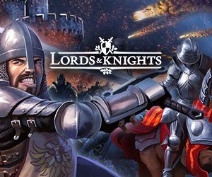 Lords And Knights Stadt