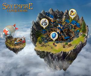 Sky Empire - Glorreiche Siege warten!