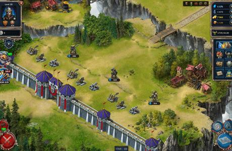 Sky Empire - Verteidigen Sie Ihre Festung!