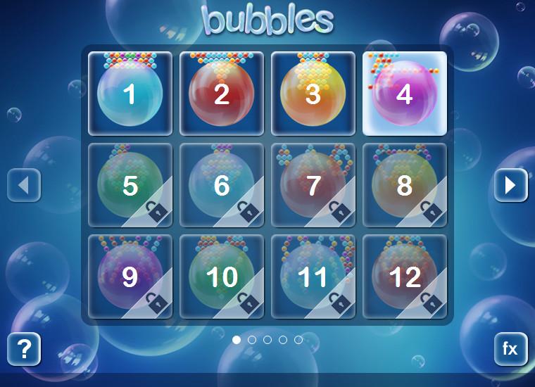 bubbles spiele
