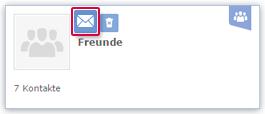 E-mail an Gruppe schreiben