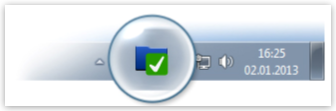 Taskleisten-Symbol