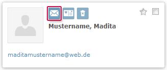 E-Mail an Kontakt