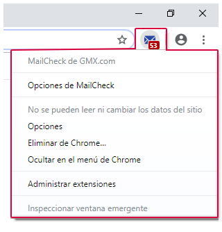 Features of MailCheck