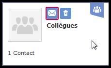 Envoyer des e-mails à des groupes