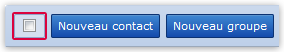 Sélectionner tous les contacts