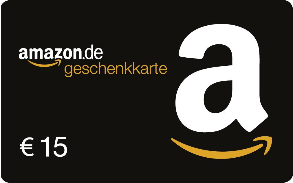 15 € Amazon.de-Gutschein