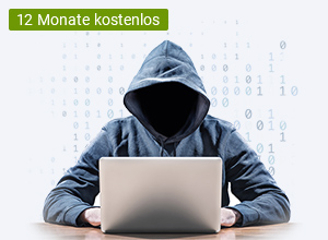 Cyberschutz 12 Monate gratis