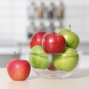 Apfelessig-Spülung gegen Mundgeruch