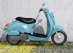 Moped/E-Scooter Versicherung