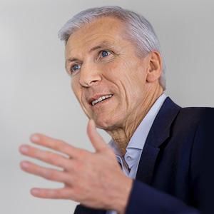 Ralf Wintergerst, Giesecke & Devrient GmbH