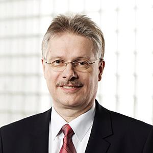 Ulrich Hamann, Geschäftsführer der Bundesdruckerei von 2011 bis 2018
