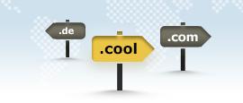 Domains für Ihren Blog