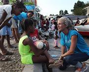 Wiederaufbau in Haiti unterstützen