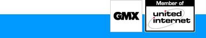GMX, United Internet AG, Member of united internet